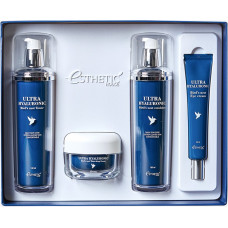 Набор для ухода Ultra Hyaluronic acid Bird's nest skin care set