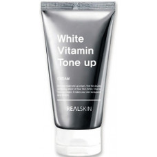 Крем для лица REALSKIN White Vitamin Tone-Up Cream, 100 гр.